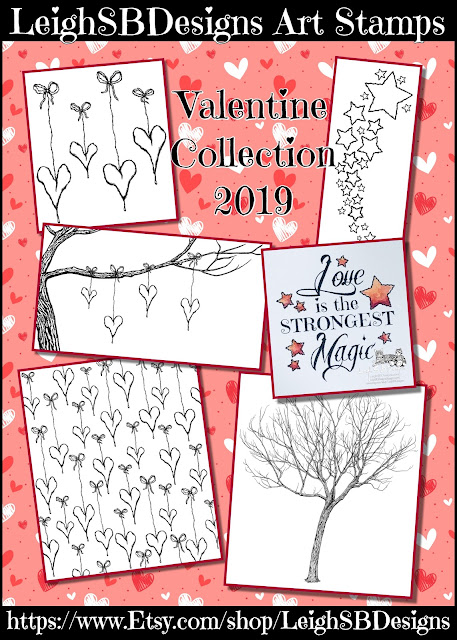 ❤️2019 Valentine Collection❤️