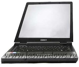 Решение проблемы белого экрана на ноутбуке.