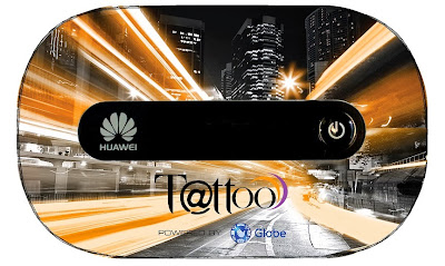 Tattoo Mobile WiFi