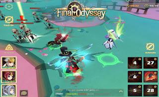 final odyssey mod rpg online gratis