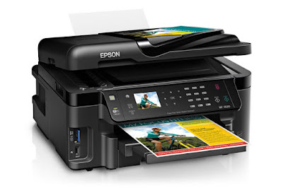 Epson WorkForce WF-3520DWF Download Treiber Für Windows Und Mac