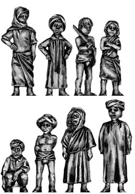 indian children set
