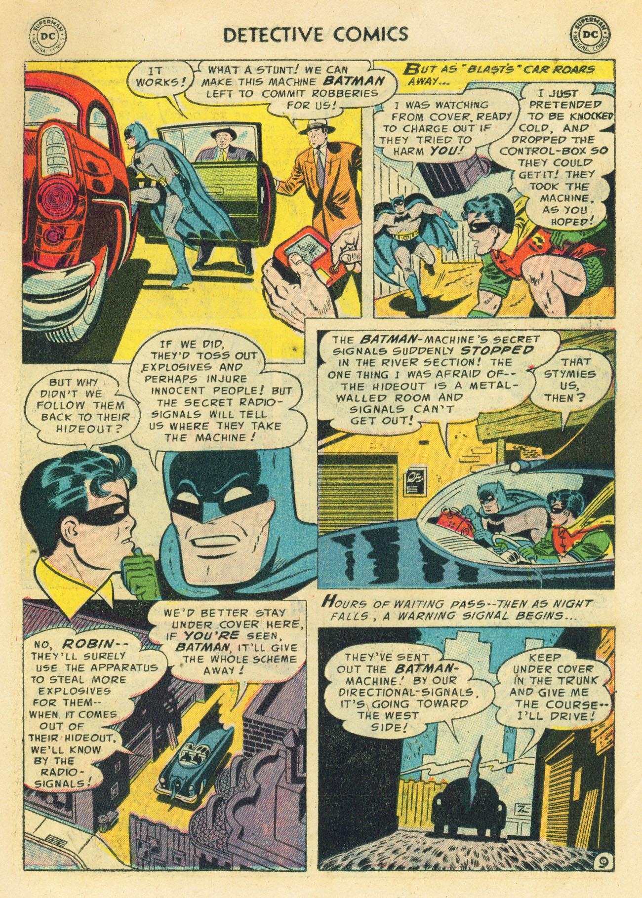 Detective Comics (1937) 224 Page 10