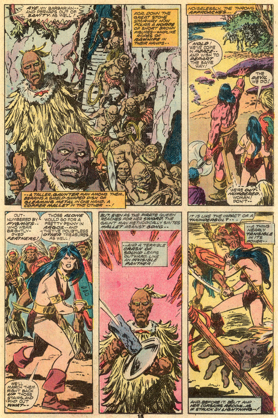 Conan the Barbarian (1970) Issue #65 #77 - English 10