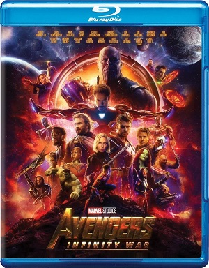 Avengers Infinity War 2018 BRRip BluRay 720p 1080p