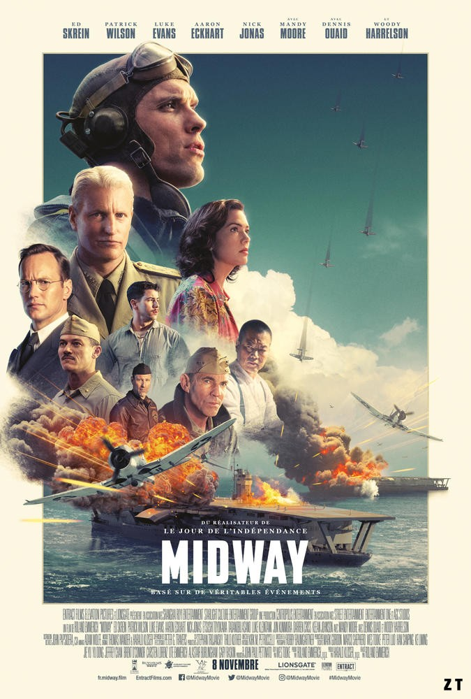Midway [BDRip] [Streaming] [Telecharger]