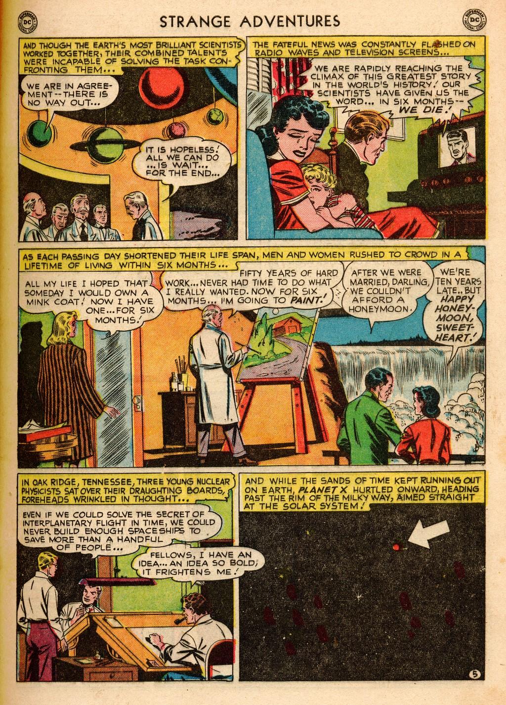 Strange Adventures (1950) issue 2 - Page 7