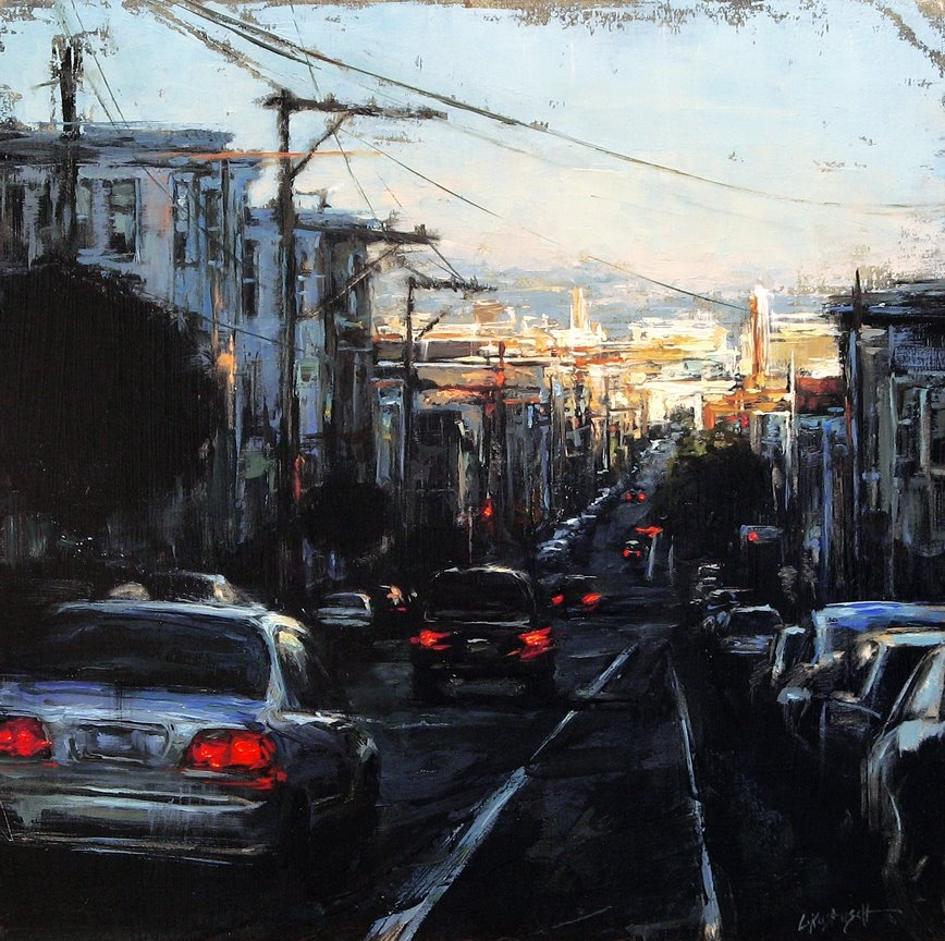 03-Lindsey-Kustusch-Urban-Goings-on-Captured-in-Oil-Paintings-www-designstack-co