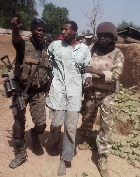 nigerian army destroys boko haram camps