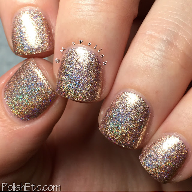Envy Lacquer - One Year Anniversary Trio - McPolish - Love