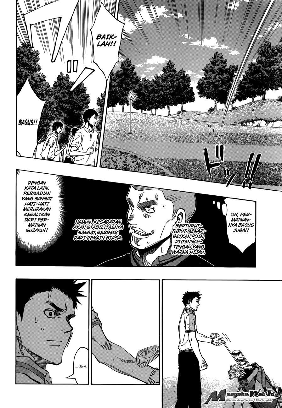 Robot x Laserbeam – Chapter 19 : Menangkap