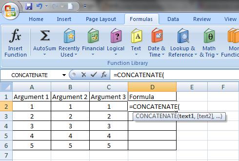 Fungsi atau function dalam excel sangat penting dalam pekerjaan sehari Fungsi-Fungsi Teks Pada Excel