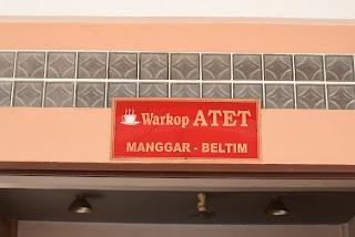 Warkop Atet (Dok.pribadi)