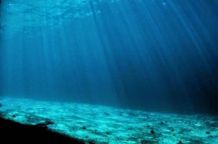 ocean acidification 23412 - Inmenso océano subterráneo descubierto cerca del núcleo de la Tierra