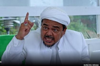 Ketua PGI: Hubungan Habib Rizieq dengan Umat Kristen Baik Sekali