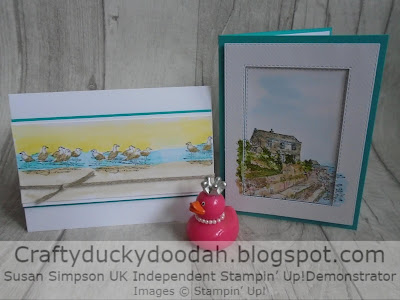 By The Bay, Craftyduckydoodah!, Sale-A-Bration 2019, Stampin' Up! UK Independent  Demonstrator Susan Simpson, Supplies available 24/7 from my online store,