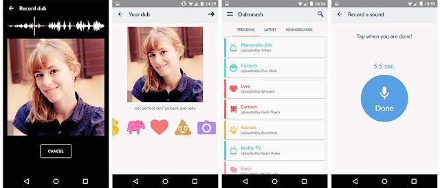 Download Dubsmash Apk v2.21.0 Mod Terbaru