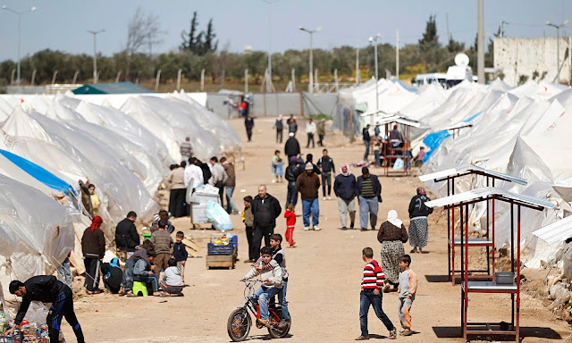 ONU realiza a primeira cimeira sobre refugiados e migrantes - Michell Hilton