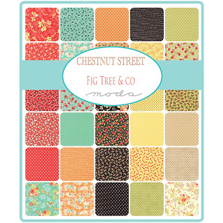 Moda Chestnut Street Fabric by Fig Tree Quilts for Moda Fabrics