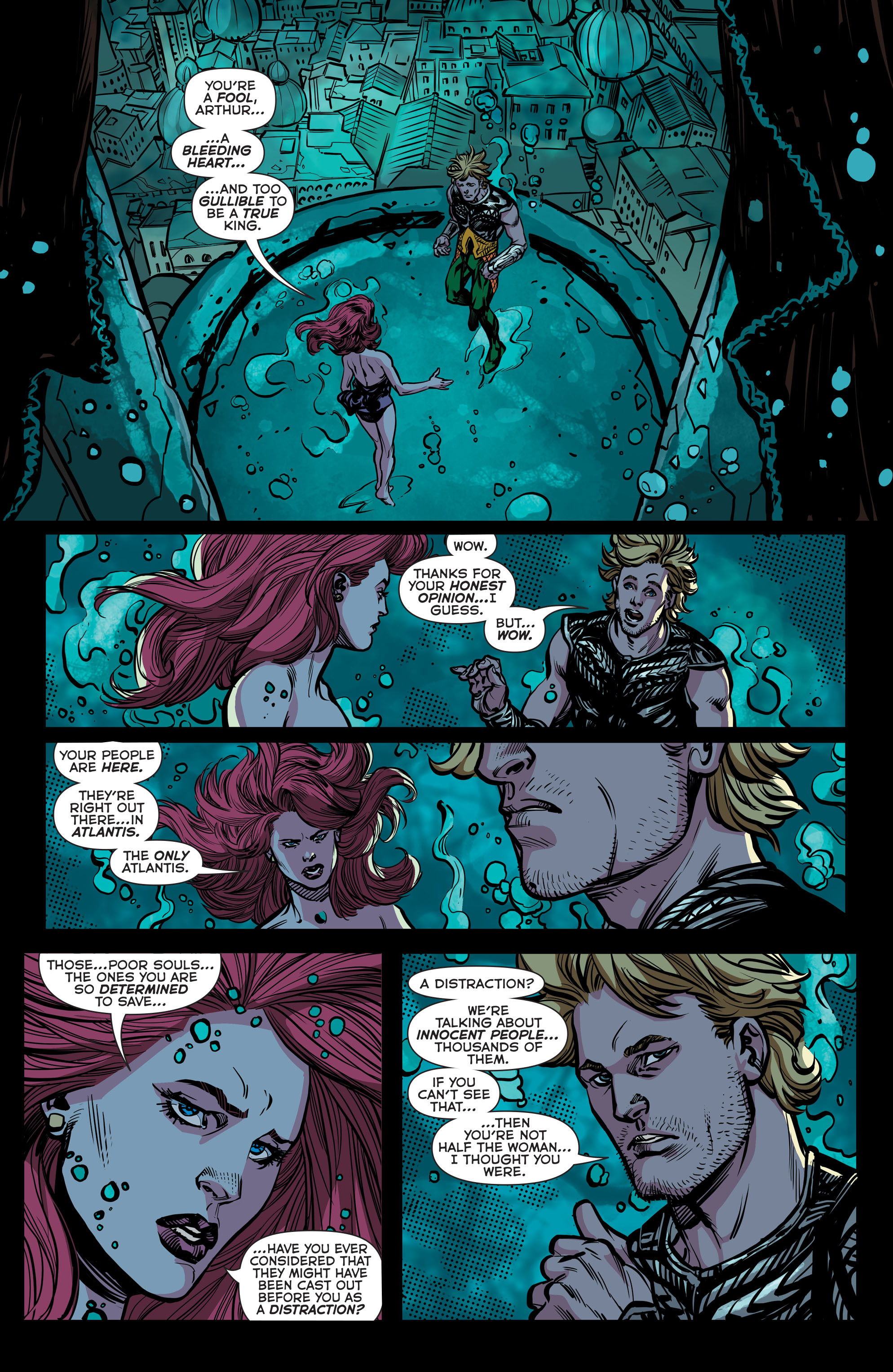 Read online Aquaman (2011) comic -  Issue #44 - 11