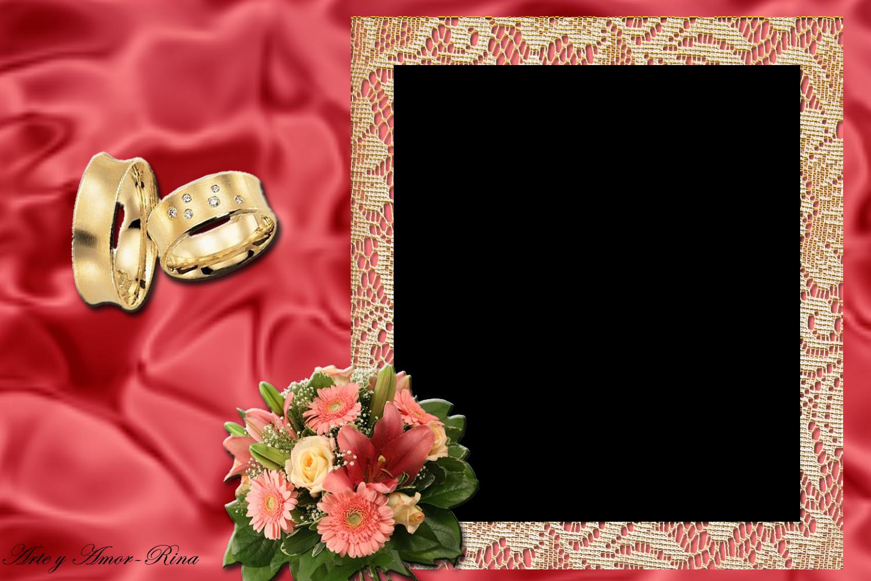 Arte y amor un nuevo marco para boda - Marcos de plata para bodas ...