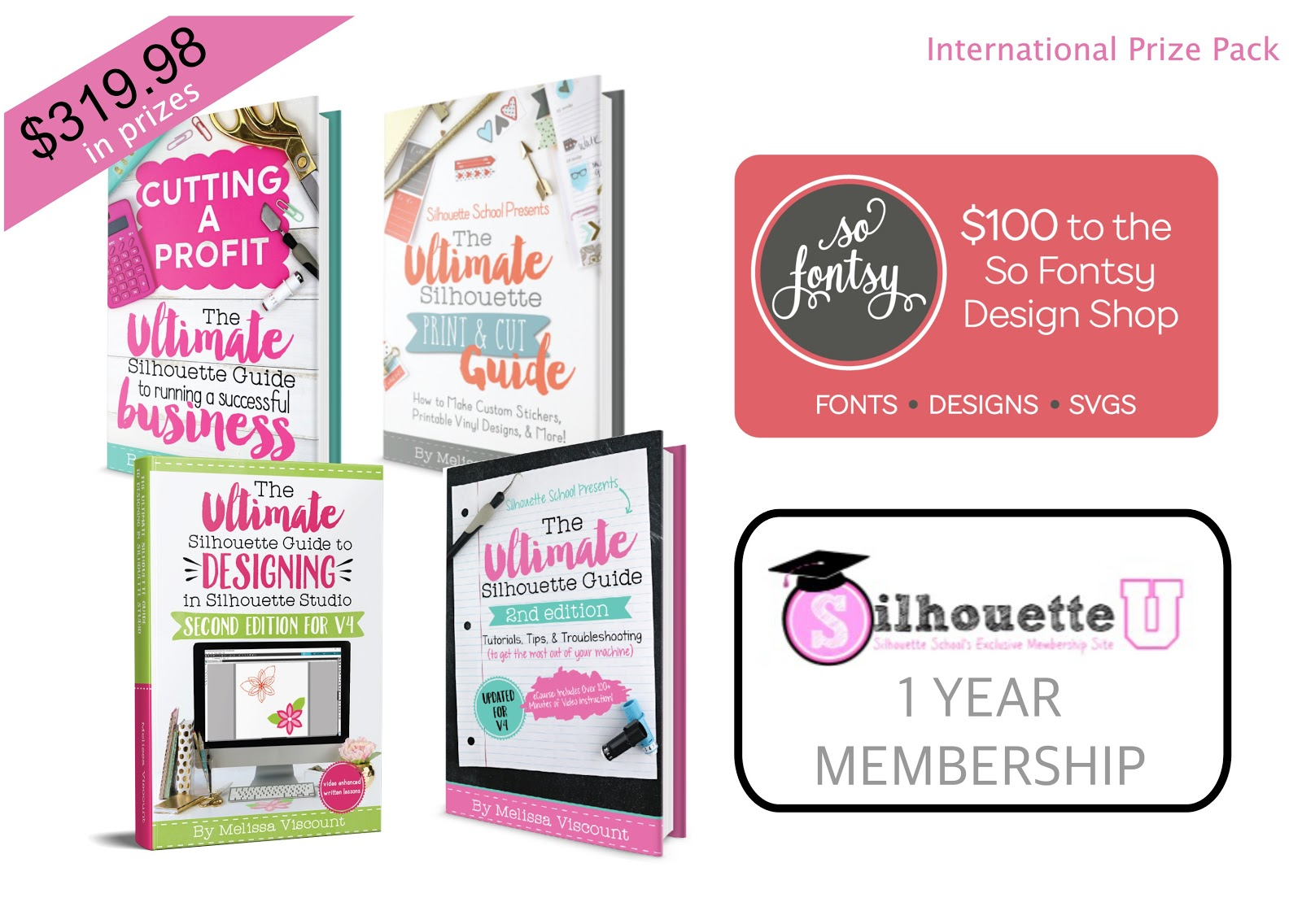 silhouette giveaway february 2019