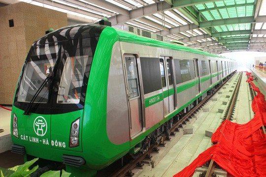 Bộ GTVT: 'Đường sắt Cát Linh – Hà Đông nguy cơ kéo dài thêm thời gian'