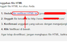 Cara Verifikasi Webmaster Di Wordpress Self Hosted