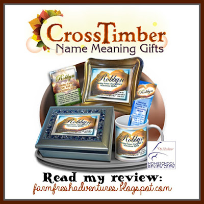CrossTimber Name Meaning Gifts ~ A Review