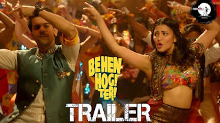 Behen Hogi Teri – Official HD Trailer – Rajkummar Rao, Shruti Haasan