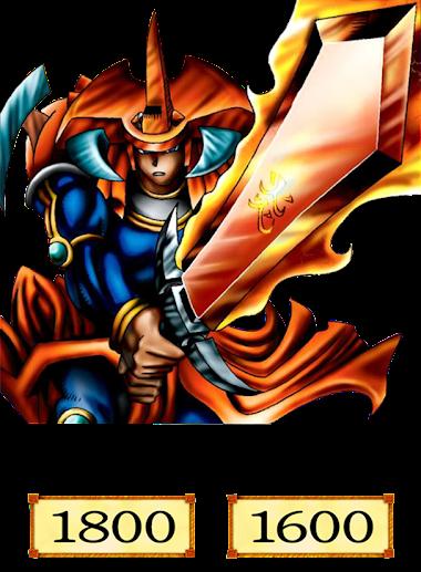 Render Flame Swordsman - Yu-Gi-Oh!