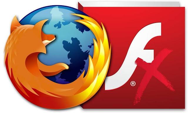 كالي لينكس: تثبيت Flash player على متصفح موزيلا فايرفوكس