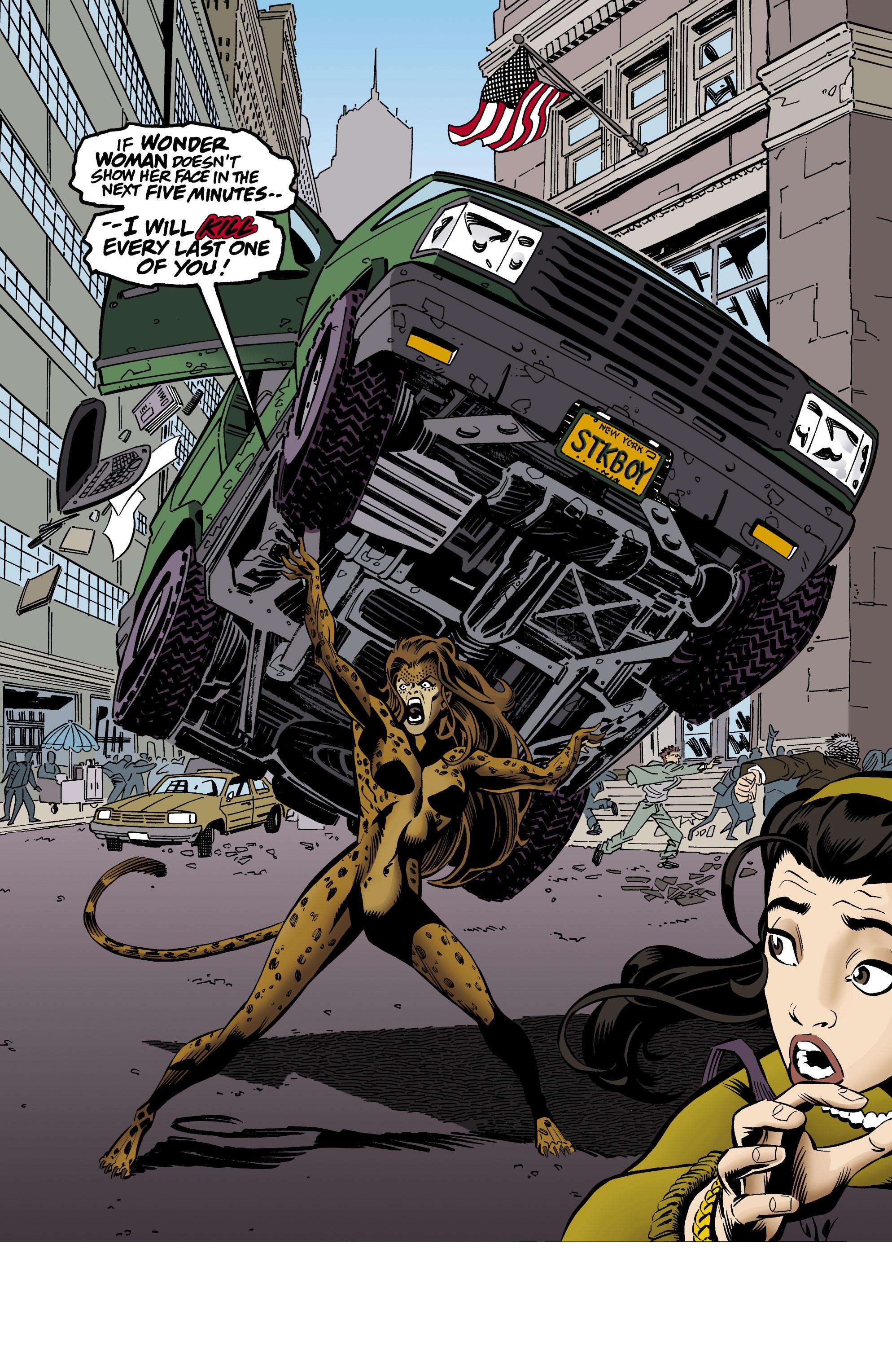 Read online Wonder Woman (1987) comic -  Issue #160 - 2