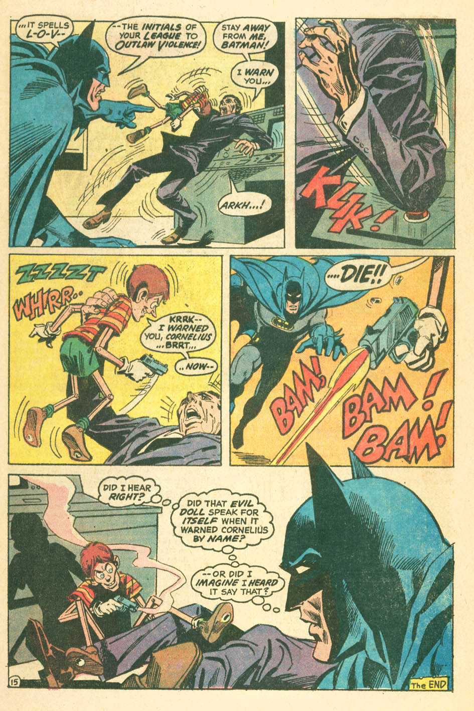 Detective Comics (1937) 427 Page 20
