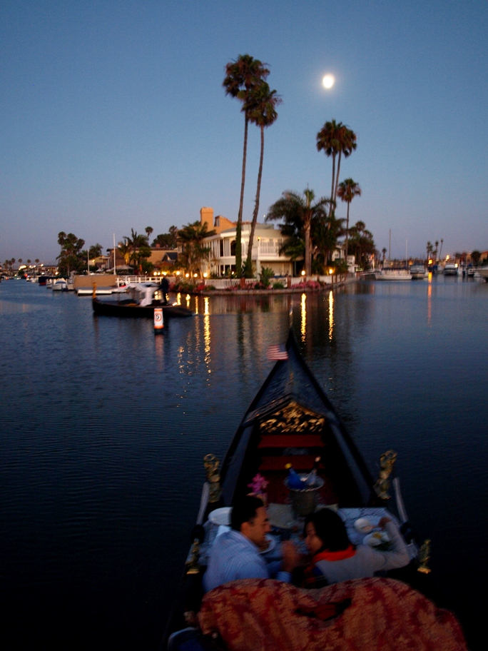 Several Years Ago I Had The Occasion To Employ A Gondolier From Venice Italy In My Newport Beach Operation