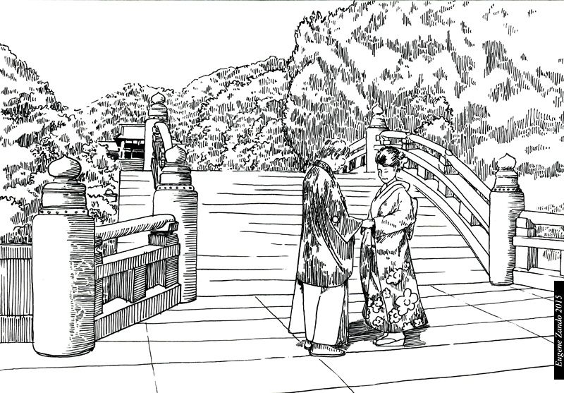 23-Evgenii-Sarychev-Japanese-Urban-Sketch-Drawings-www-designstack-co