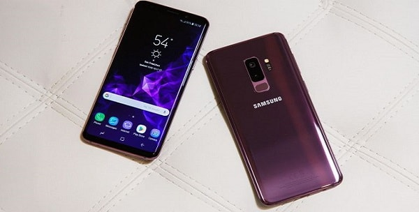 Samsung responds to the problem of Galaxy S9 screen crashes at some users