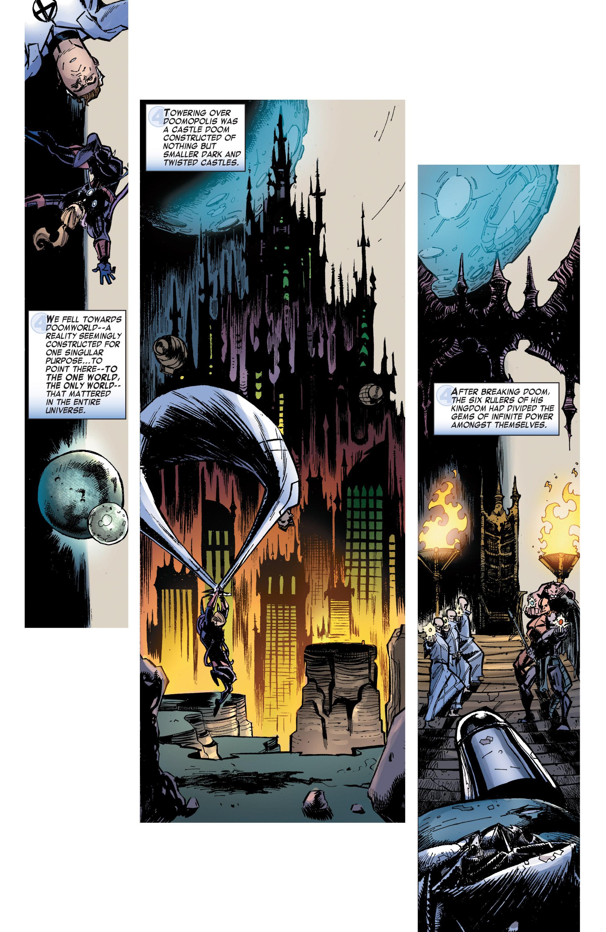 Read online Secret Wars Prelude comic -  Issue # Full - 112