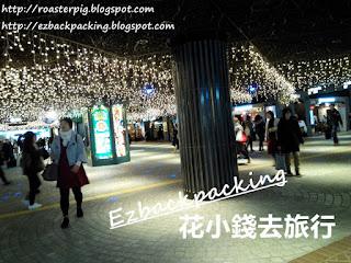 天神聖誕燈飾
