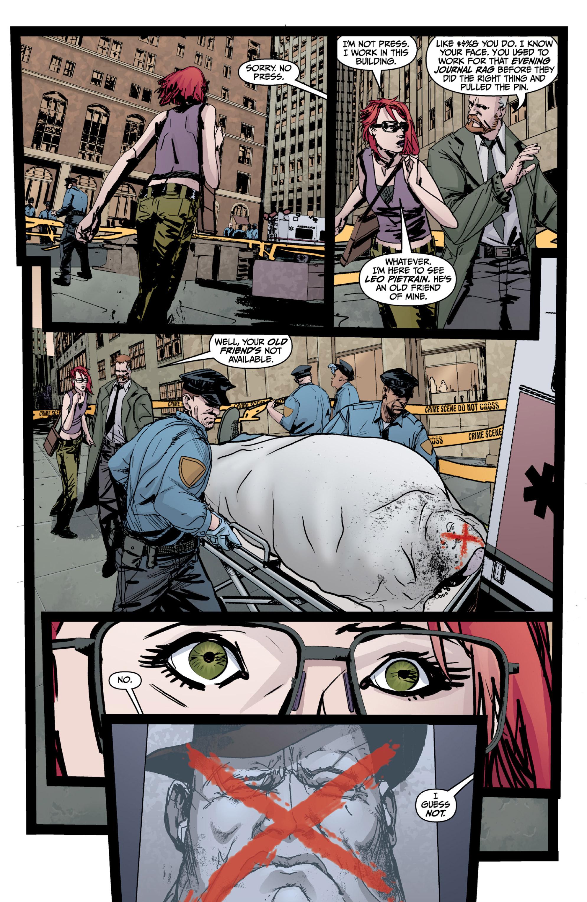 Read online X: Big Bad comic -  Issue # Full - 42