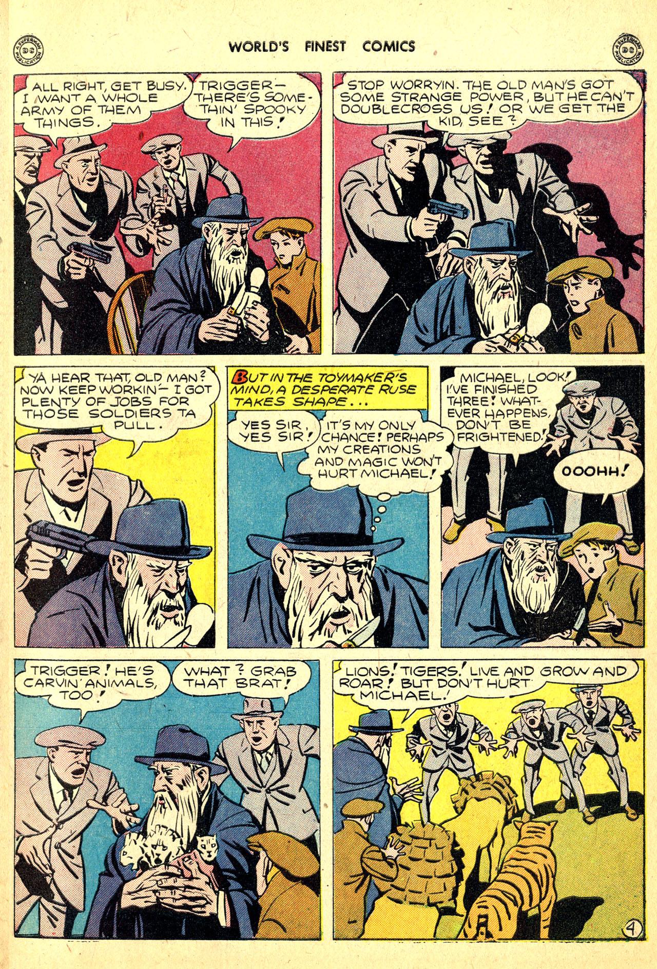 Read online World's Finest Comics comic -  Issue #18 - 29