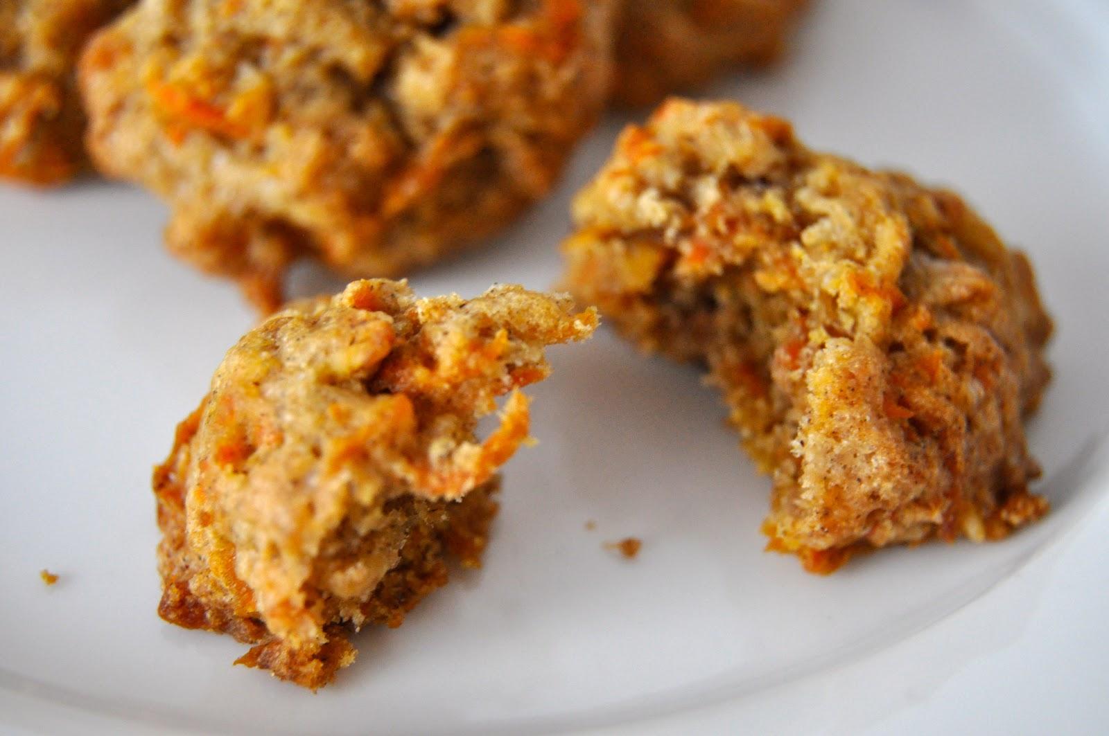 Urban Tarte: Carrot Cake Cookies