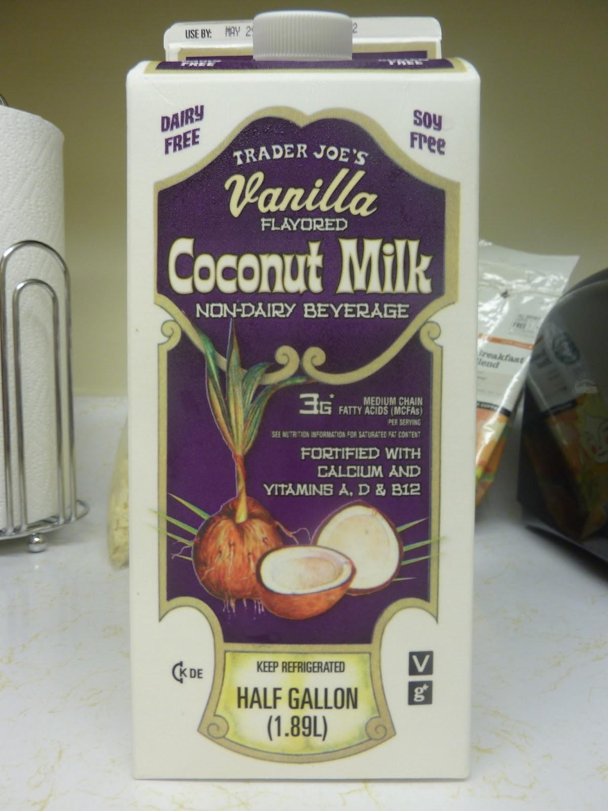 What's Good at Trader Joe's?: Trader Joe's Vanilla Coconut ...