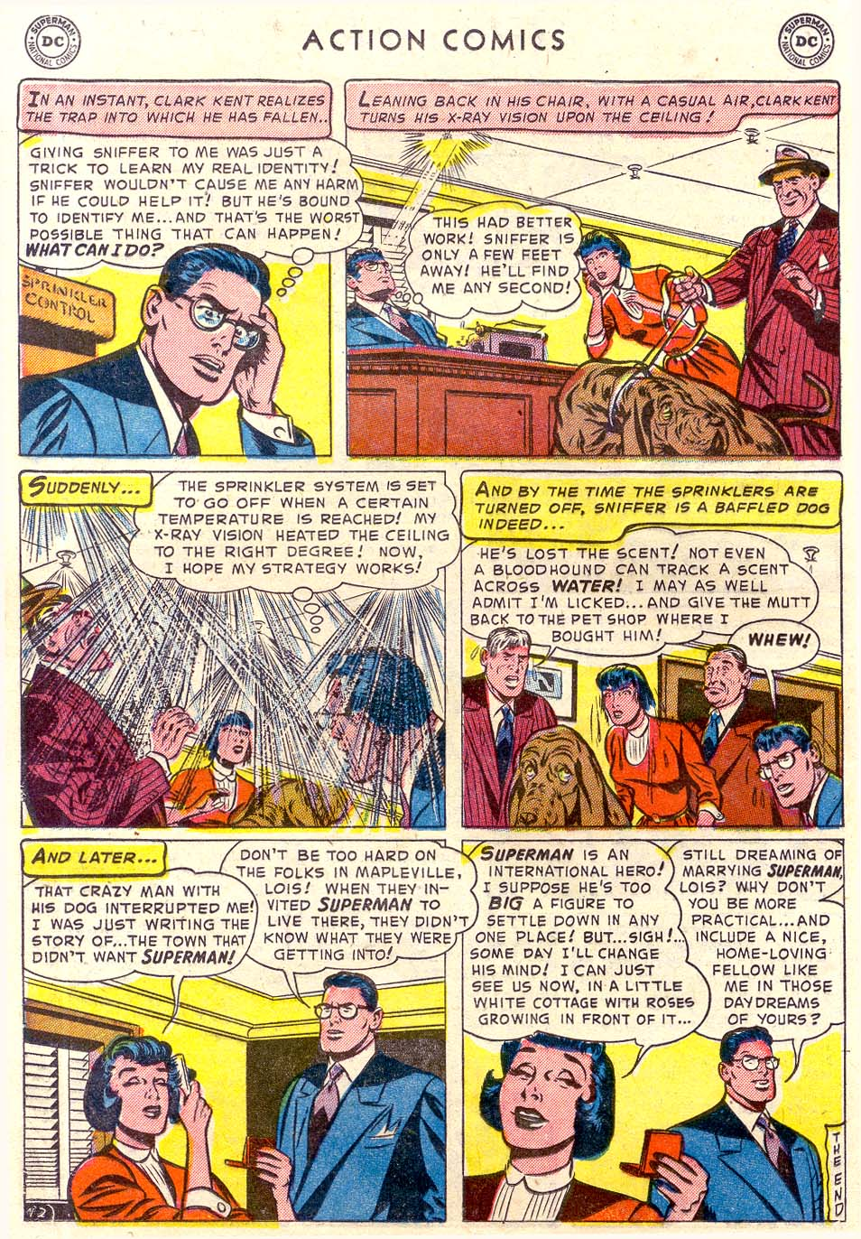 Read online Action Comics (1938) comic -  Issue #179 - 14