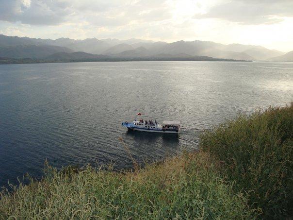 Van Gölü, Akdamar Adası