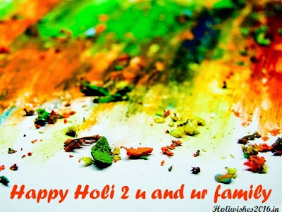 Happy Rangwali Holi
