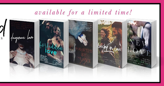 Love Kissed Anthologies available now #Sale #Charity #NewRelease @lovekissedbooks