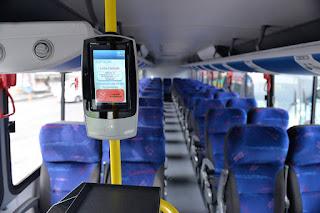 Com tarifa de R$5,00 novos ônibus executivos entram em operação na sexta-feira