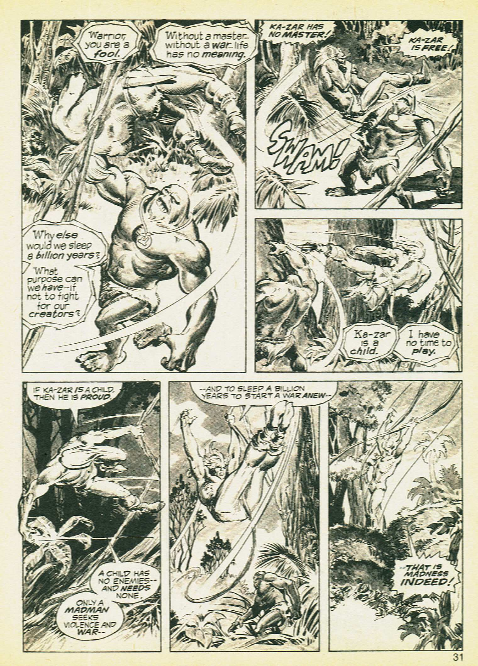 Savage Tales issue 8 - Page 27