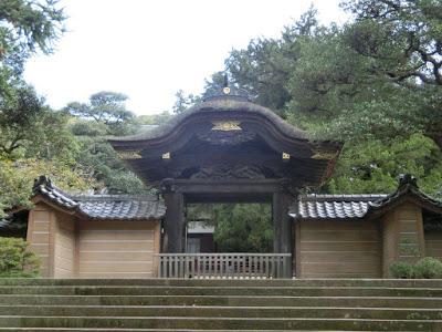 円覚寺勅使門